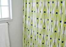 Bright-and-beautiful-grommet-topped-shower-curtain-217x155