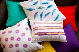 10 Gorgeous DIY Throw Pillows that are Easy to Craft