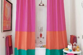 Budget Bathroom Makeover: 10 Creative DIY Shower Curtains