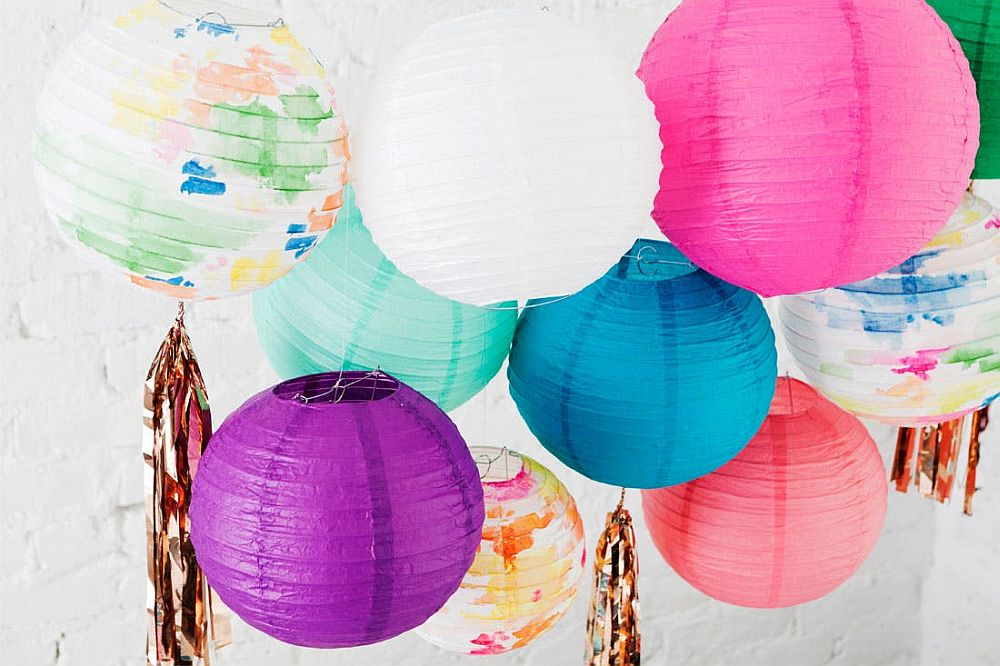 DIY-Colorful-party-lanterns