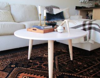 15 DIY Coffee Tables from the Rustic to the Minimal