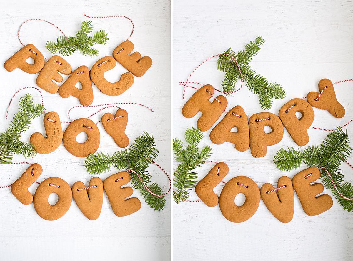 DIY-Gingerbread-letter-garland