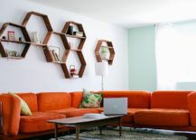 DIY-Honeycomb-Shelves-are-perfect-for-a-stylish-living-room-makeover-217x155