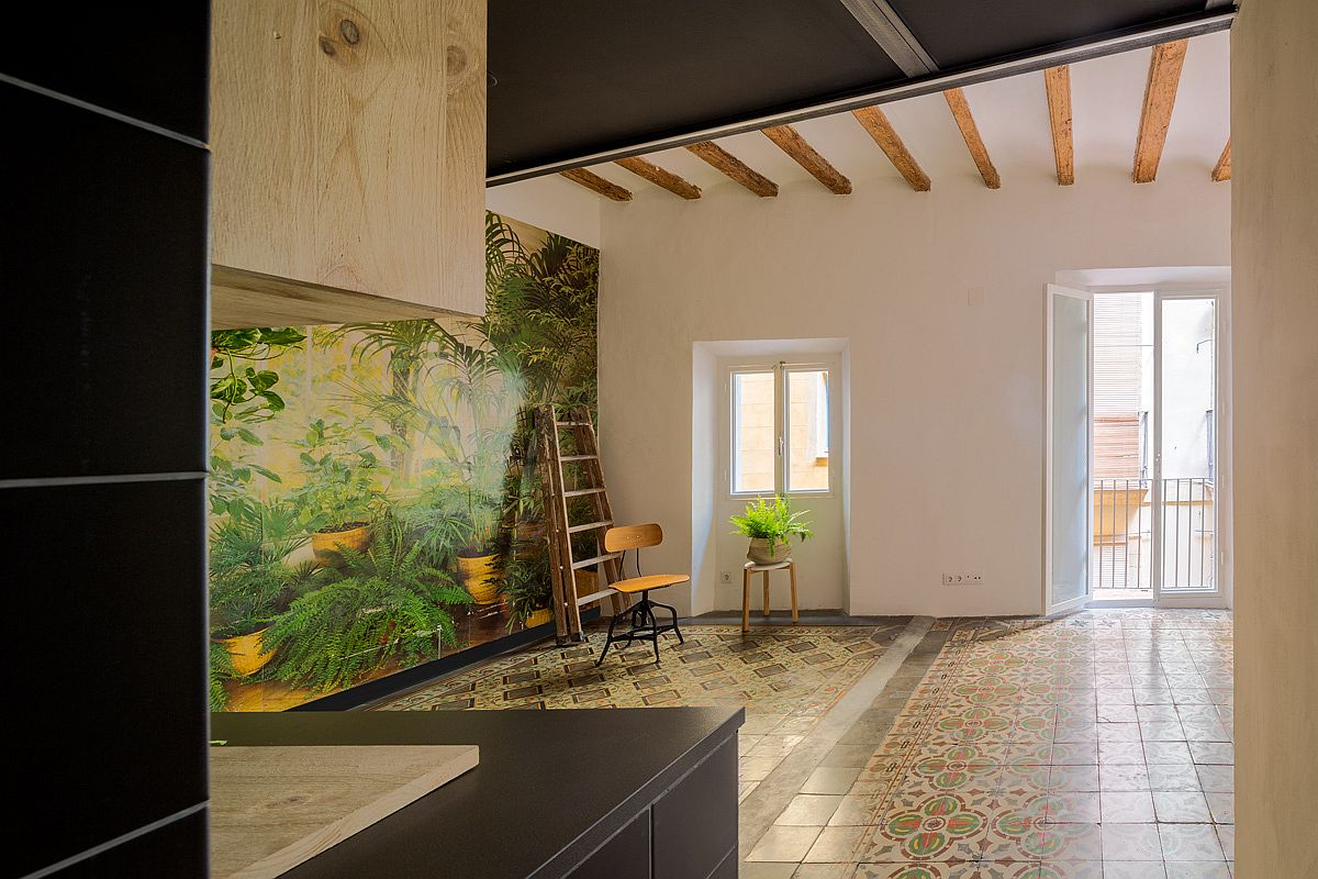 END THE ROC Apartment Renovation in Barcelona