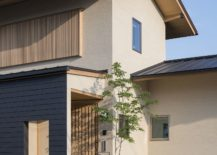 Entrance-to-the-modern-home-in-Japan-built-for-elderly-couple-217x155