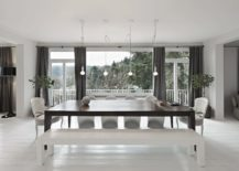 Expansive-white-interior-of-the-Istanbul-home-with-a-spacious-dining-area-217x155
