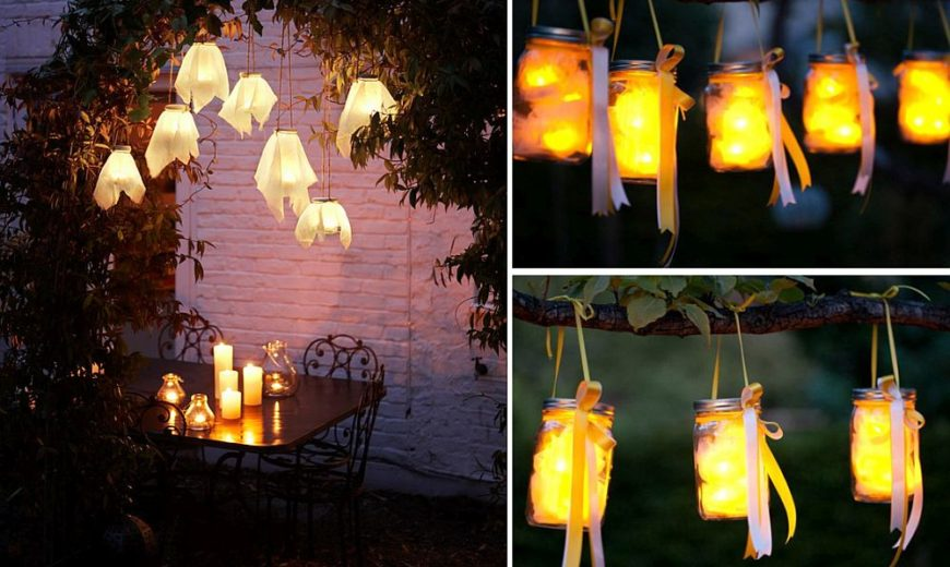 From Origami Lights to Fairies: DIY Lanterns to Light up your Holidays
