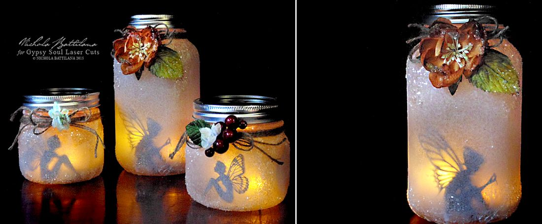 Fairy Lanterns DIY idea