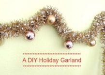 Festive-DIY-metallic-garland-brings-in-holiday-cheer-217x155