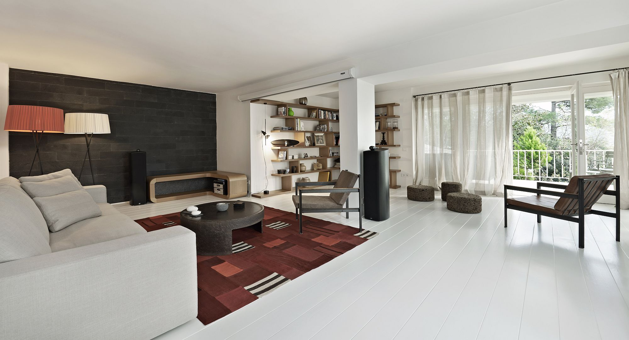 Exquisite c v house minimal and reclusive urban haven in istanbul