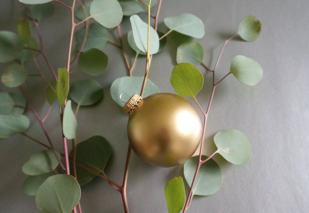 Greenery and gold