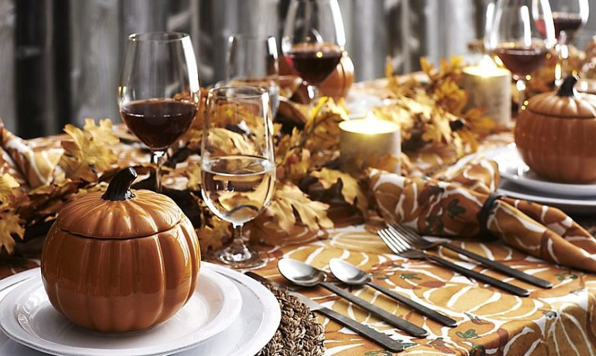 From Place Settings to Serveware: Top Finds for the Perfect Thanksgiving Table