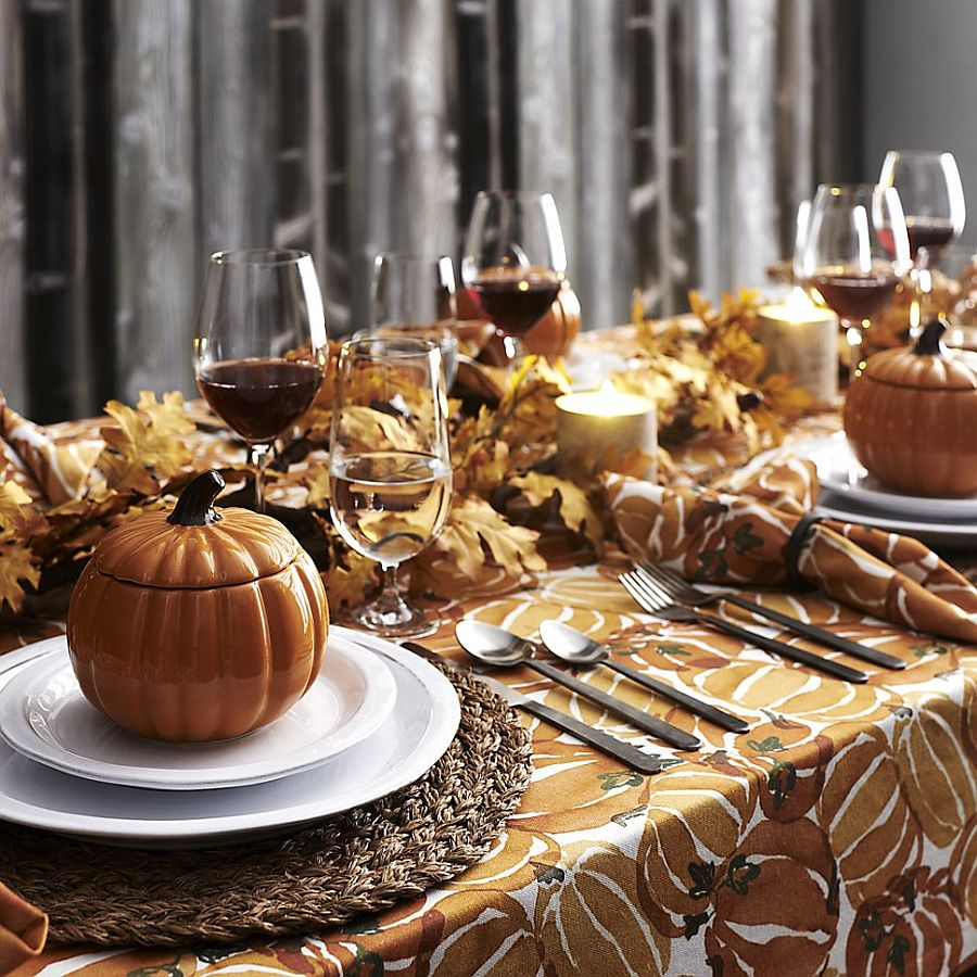 Hottest Finds For Setting The Perfect Thanksgiving Table