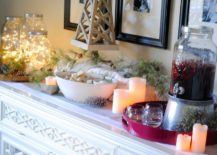 Mason-jars-and-string-lights-are-a-match-made-in-Holiday-Haven-217x155