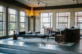 1920's Warehouse in Los Angeles Turned into a Splendid Modern Industrial Loft