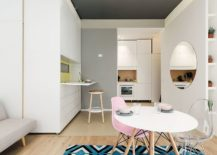 Mirror-gives-the-white-interior-of-the-micro-apartment-a-more-spacious-vibe-217x155