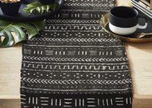 Mudcloth-African-table-runner-brings-handpainted-African-charm-to-the-Thanksgiving-table-217x155