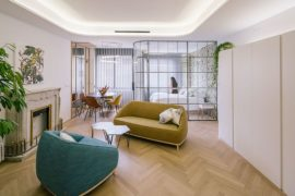 Glass-Walled Bathrooms and Bedrooms: Space-Saving Solutions for Small Homes