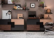 Polished-finishes-coupled-with-wooden-inserts-for-a-captivating-sideboard-217x155