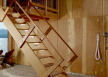 Retractable-ladder-for-the-attic-bedroom-inside-the-Boat-House-217x155