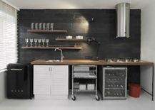 Small-kitchenette-with-a-small-Smeg-refrigerator-217x155