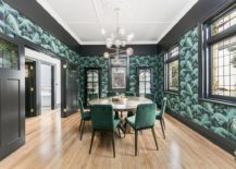 Stunning-use-of-green-leaves-creates-a-dining-to-remember-217x155