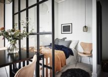 Tiny-bedroom-for-the-small-apartment-with-sliding-glass-door-217x155