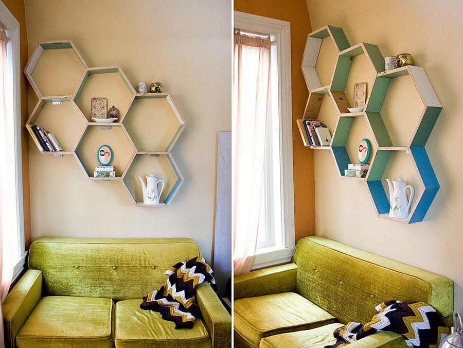 Modern Wall Shelf Ideas: 10 DIY Corner Shelf Ideas For Every Room Of Your Home