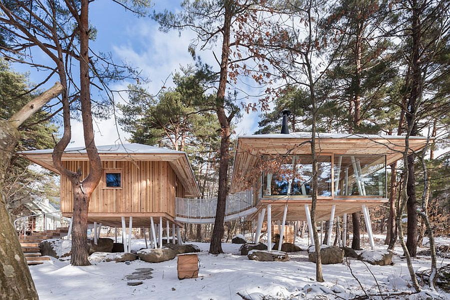 This Fukushima Vacation Home Taps into Sustainable Design Practices