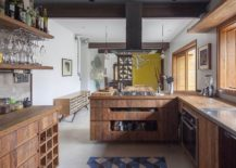 Wooden-counters-island-and-floating-shelves-for-the-small-modern-kitchen-217x155
