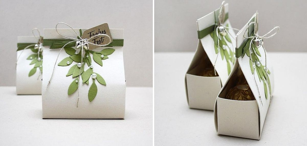 15-minute DIY gift bag idea