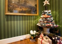 A-pile-of-books-and-string-lights-can-make-a-beautiful-Christmas-tree-217x155
