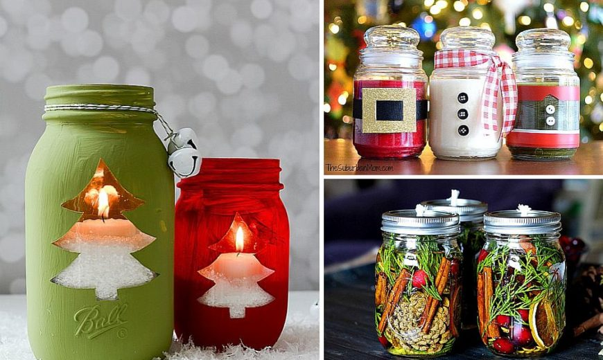 DIY Christmas Candle Ideas that Fill Magic in the Air