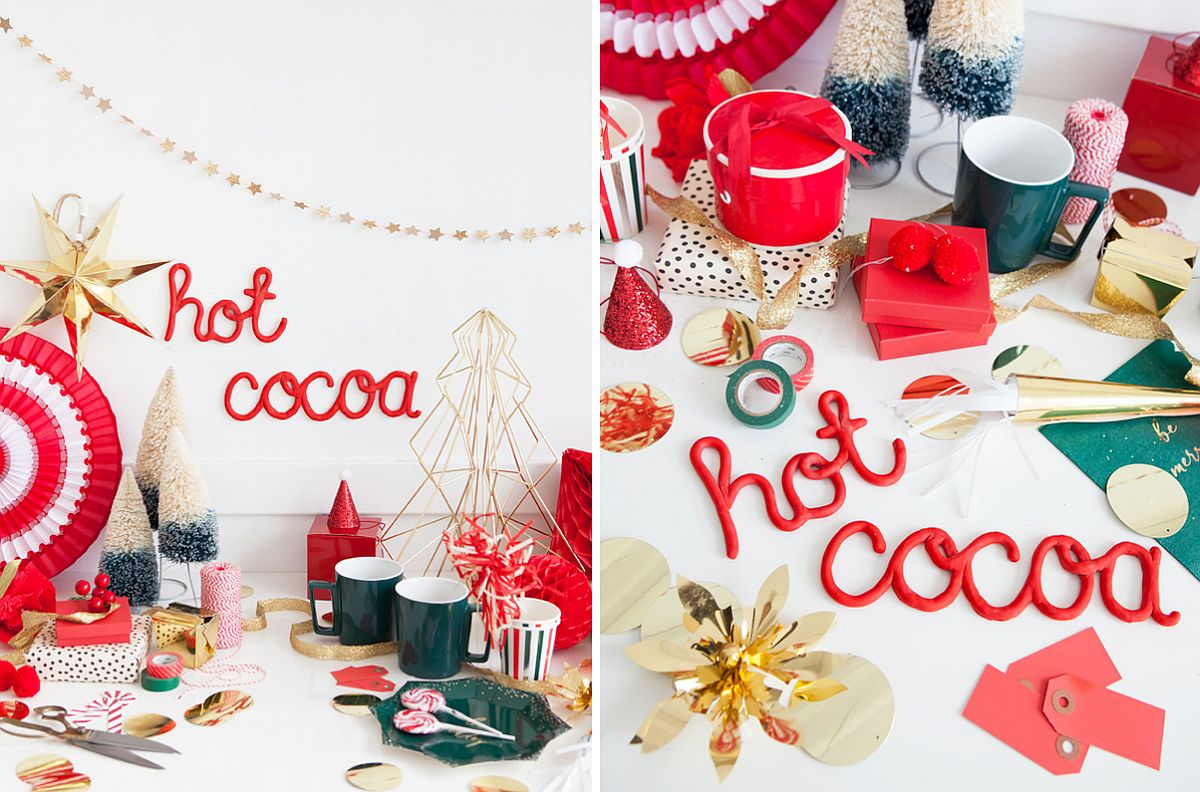 30 Affordable and Easy DIY Christmas Decorations