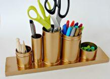 DIY-Gold-desk-organizer-inspired-by-Anthropologie-217x155