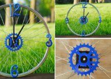 DIY-bicycle-rim-clock-217x155