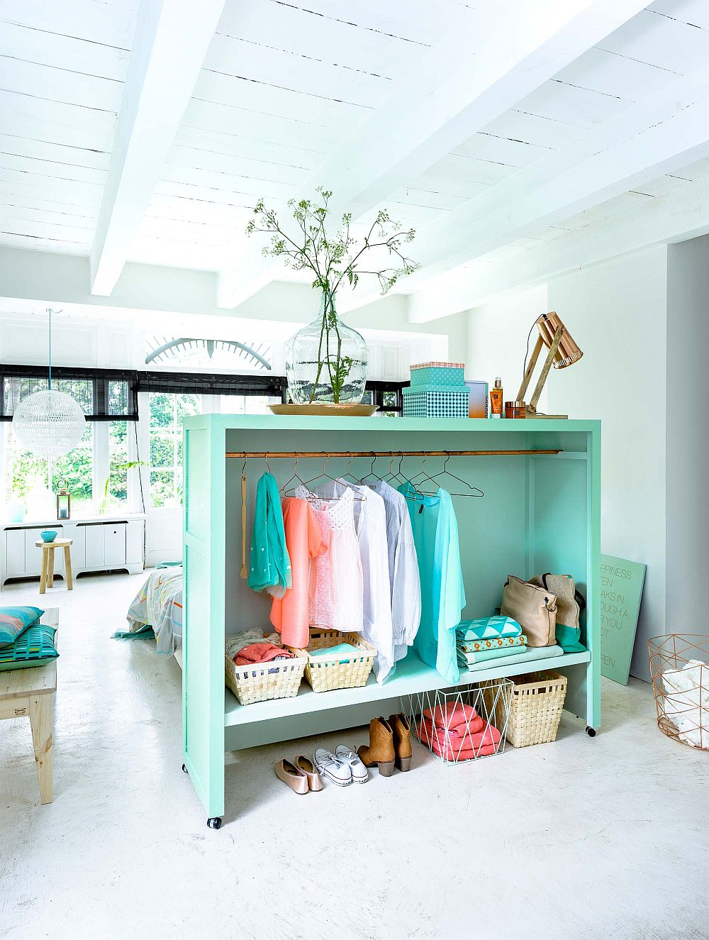 12 DIY Bedroom Storage and Décor Ideas that Bring Space-Savvy Style