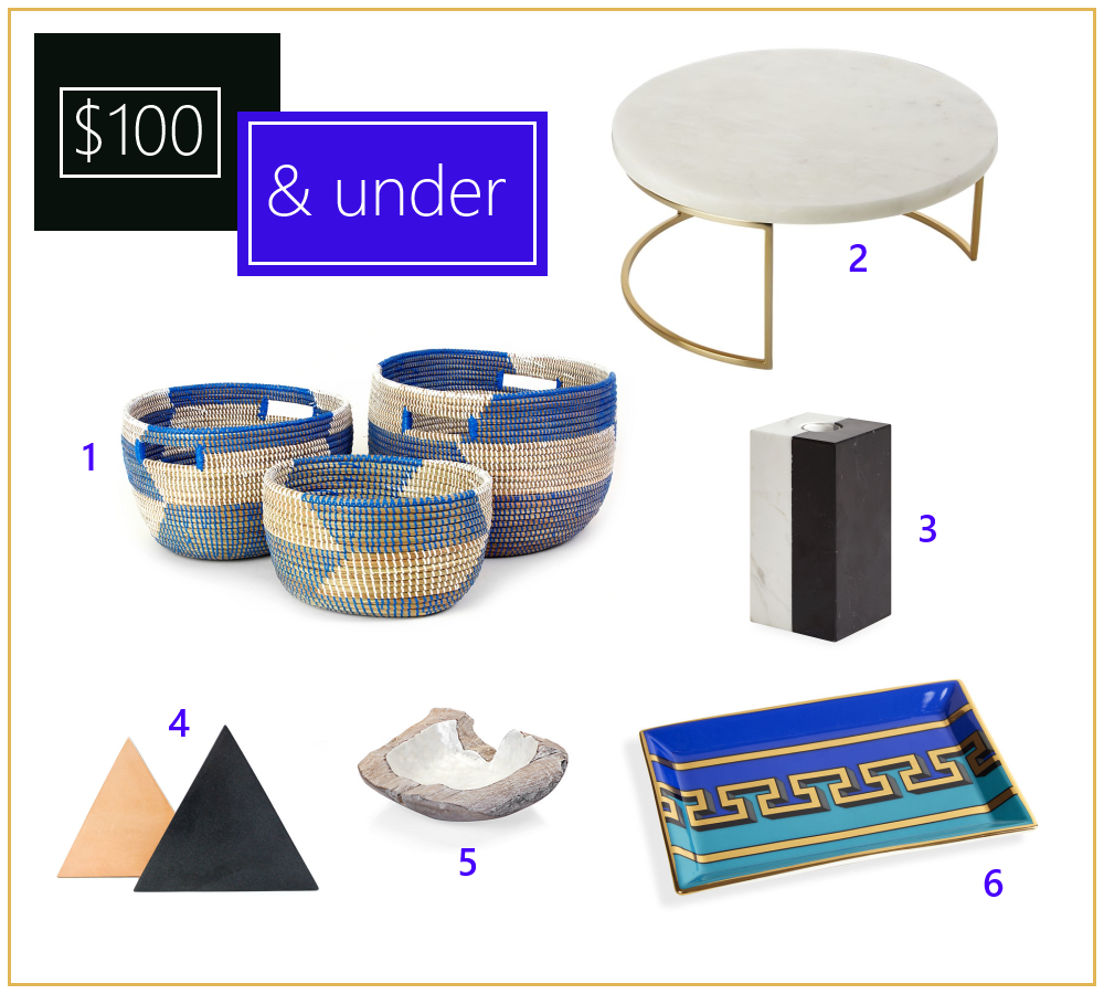 Decoist gift guide $100 and under