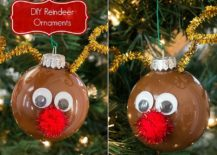 15 Diy Reindeer Crafts Diy Reindeer Ornaments For Christmas