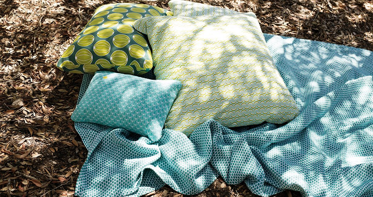 Fun and fruit-inspired patterns make a splash this winter!