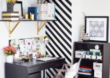 Give-your-home-office-shelving-a-golden-upgrade-217x155