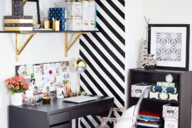 15 DIY Home Office Organization and Storage Ideas that Maximize Space