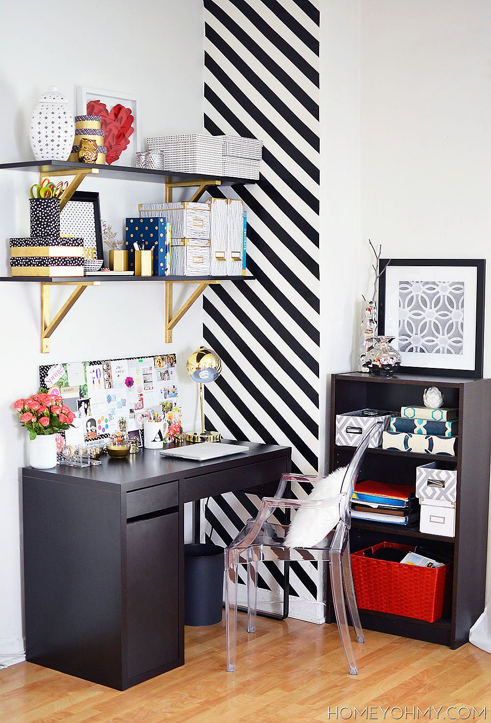 - 15 DIY Home Office Organization And Storage Ideas That Maximize Space