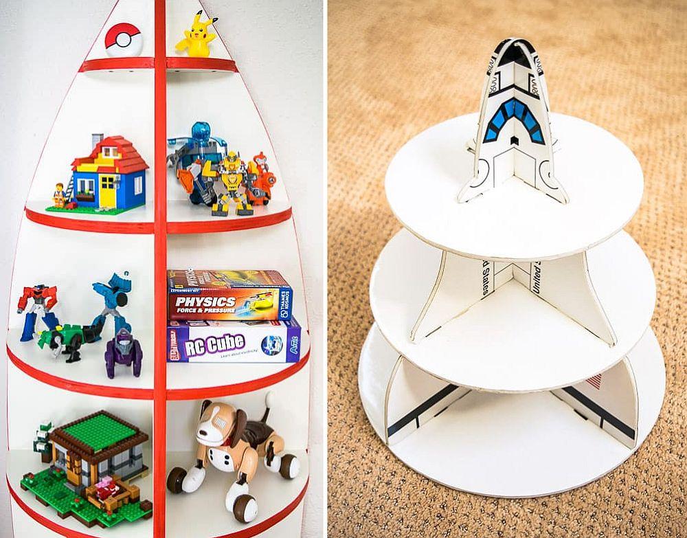 Homemade-Rocket-Bookshelf-Idea