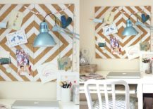 Homemade-painted-cork-tile-pinboard-for-the-home-office-217x155