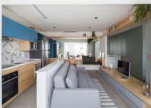 Light-filled-living-area-of-the-Sao-Paulo-apartment-with-low-slung-furniture-and-smart-wall-system-217x155