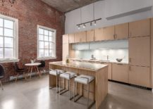 Modern-kitchen-with-wooden-cabinets-and-small-island-217x155