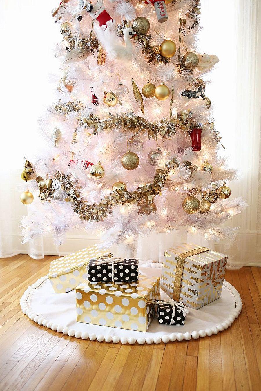 30 affordable and easy diy christmas decorations. Black Bedroom Furniture Sets. Home Design Ideas