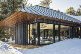 Magical Vermont Weekend Retreat with Custom Board and Batten Exterior