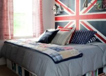 Stunning-Union-Jack-DIY-Headboard-steals-the-show-in-this-bedroom-217x155